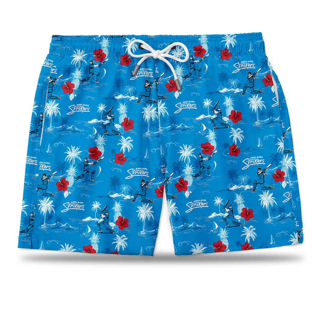BBL Adelaide Strikers Hawaiian Shorts