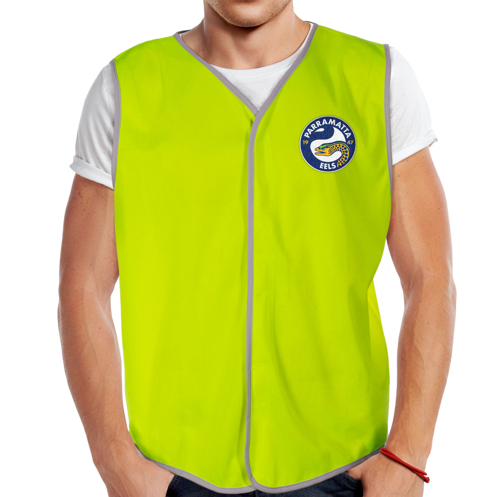 NRL Eels Hi-Vis Safety Vest