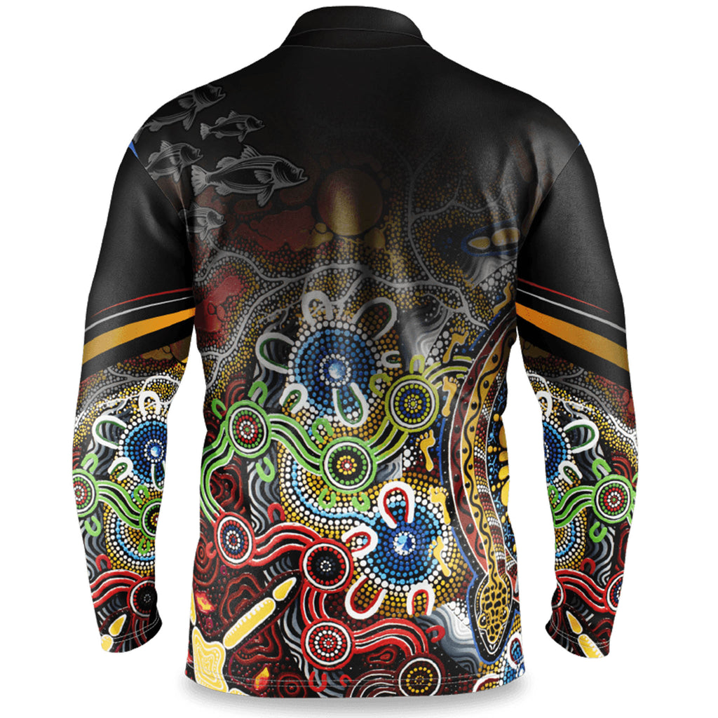 NRL Indigenous All Stars Fishing Shirt - Adult