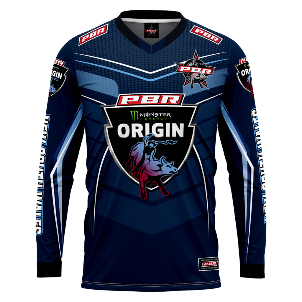 PBR NSW Origin Supporter Jersey - Youth