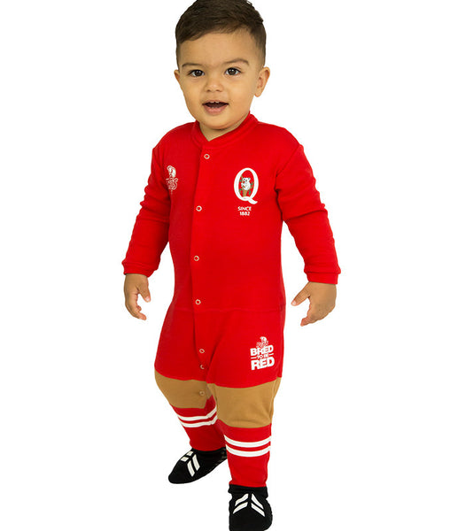 QLD Reds Footysuit