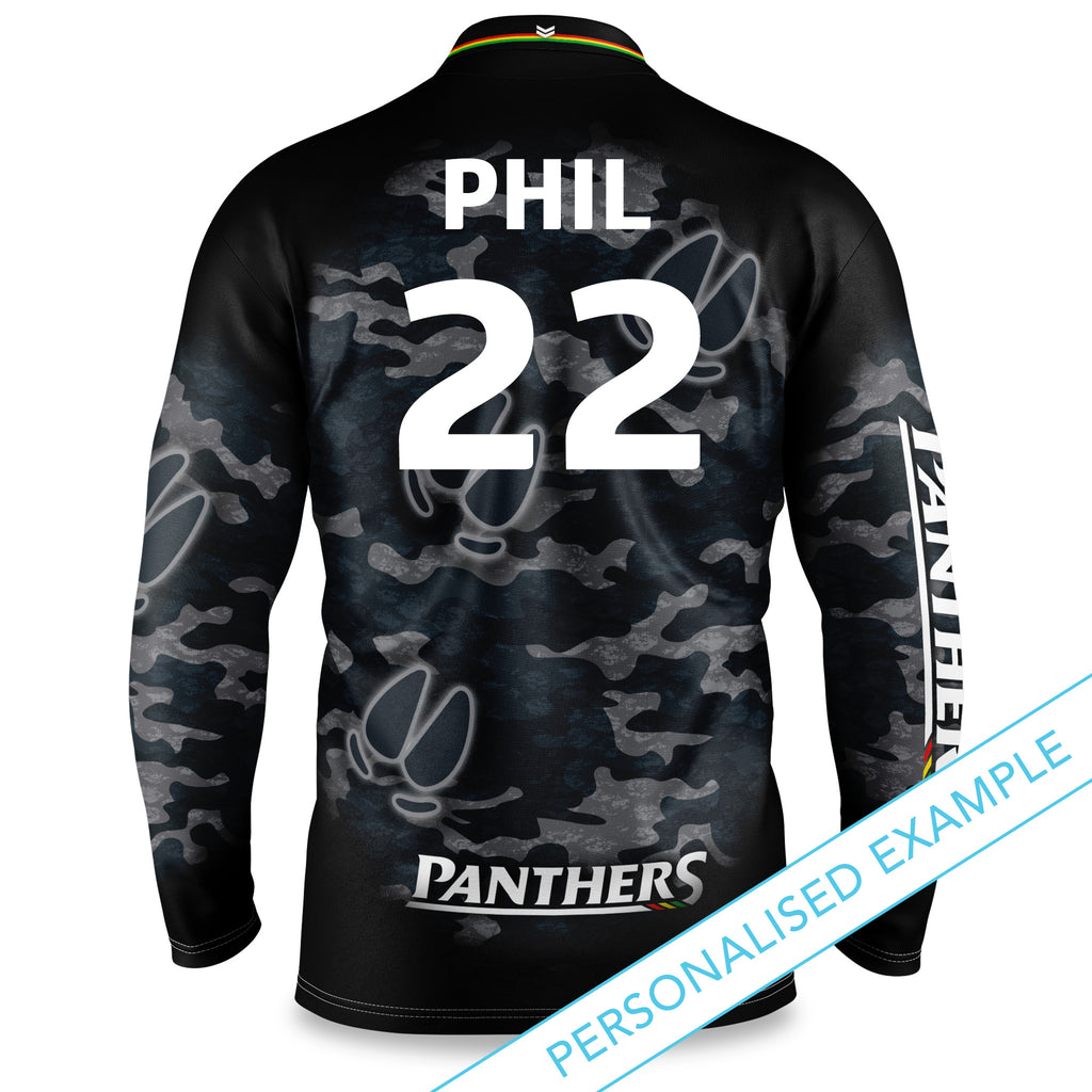 "NRL Panthers ""Razorback"" Outback Shirts - Youth"