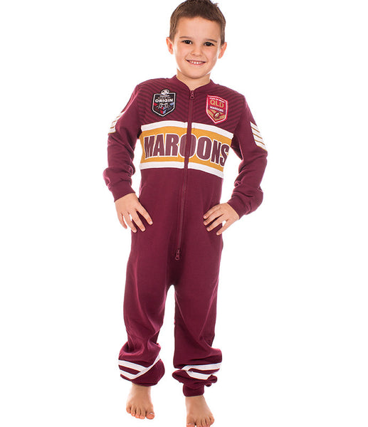QLD Maroons Youth Onesie