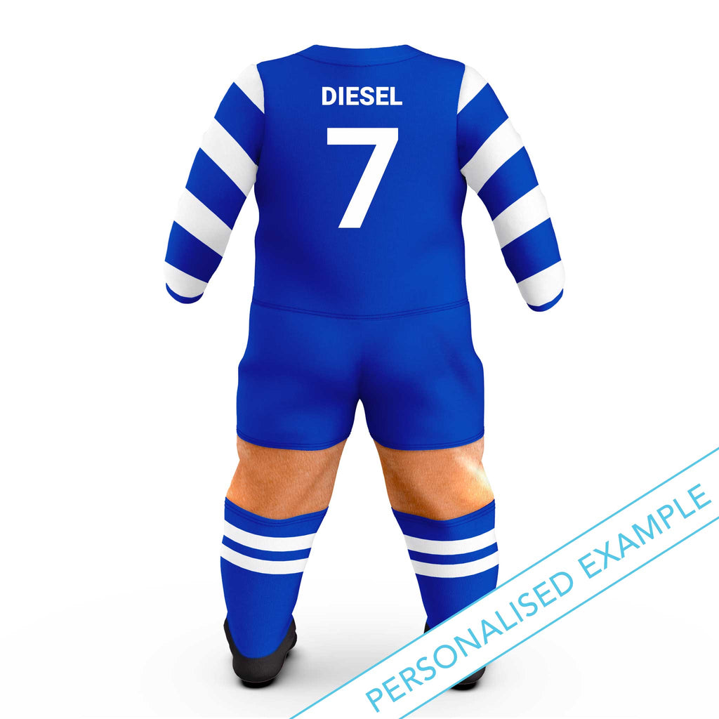 AFL North Melbourne Footysuit Ashtabula