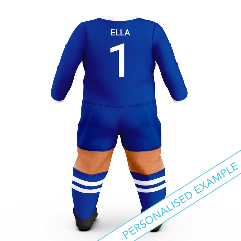 NRL Bulldogs Footysuit Ashtabula