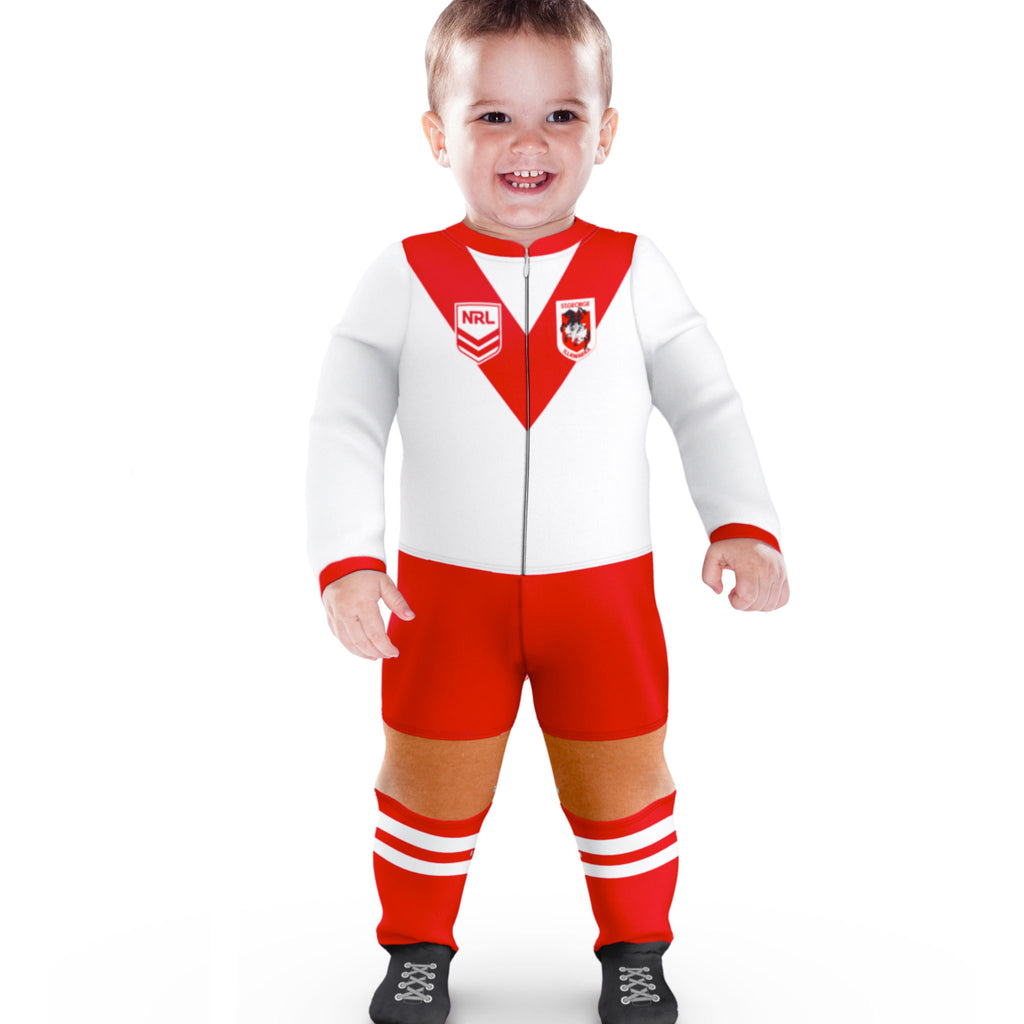 NRL Dragons Footysuit