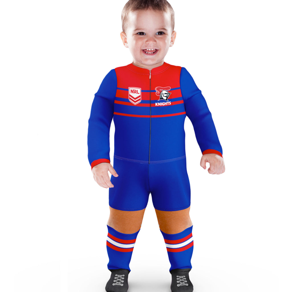 NRL Knights Footysuit