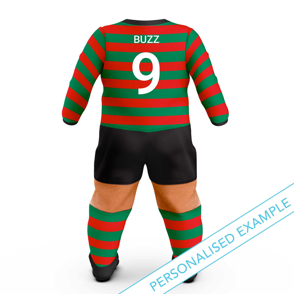 NRL Rabbitohs Footysuit Ashtabula