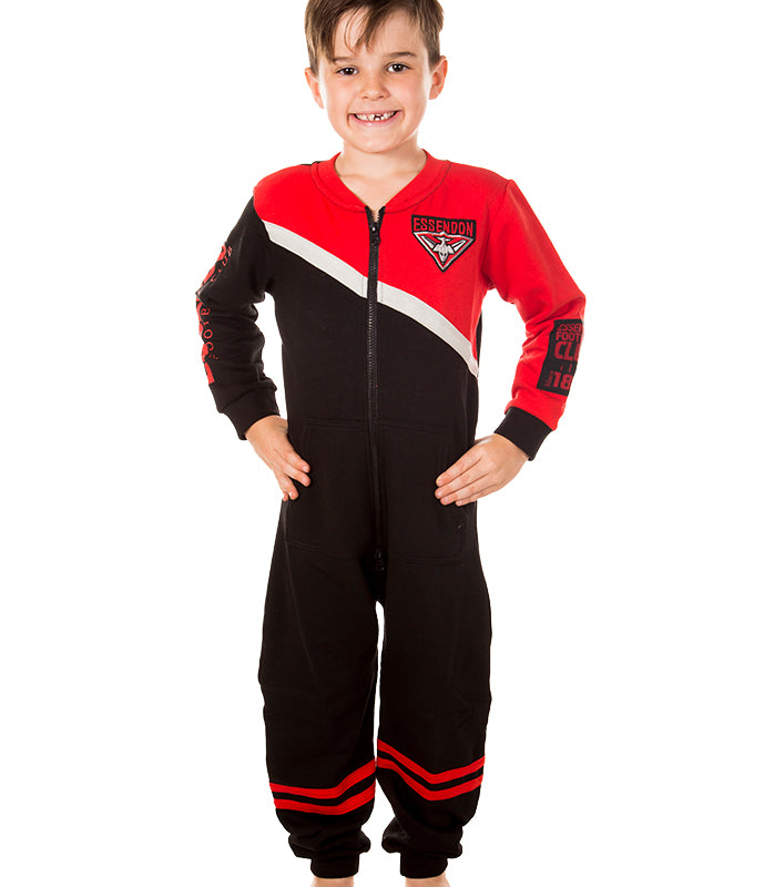 AFL Essendon Bombers Youth Onesie Ashtabula