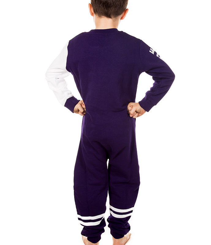 AFL Fremantle Dockers Youth Onesie AshTabula