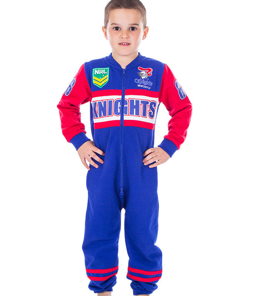 NRL Knights Youth Onesie