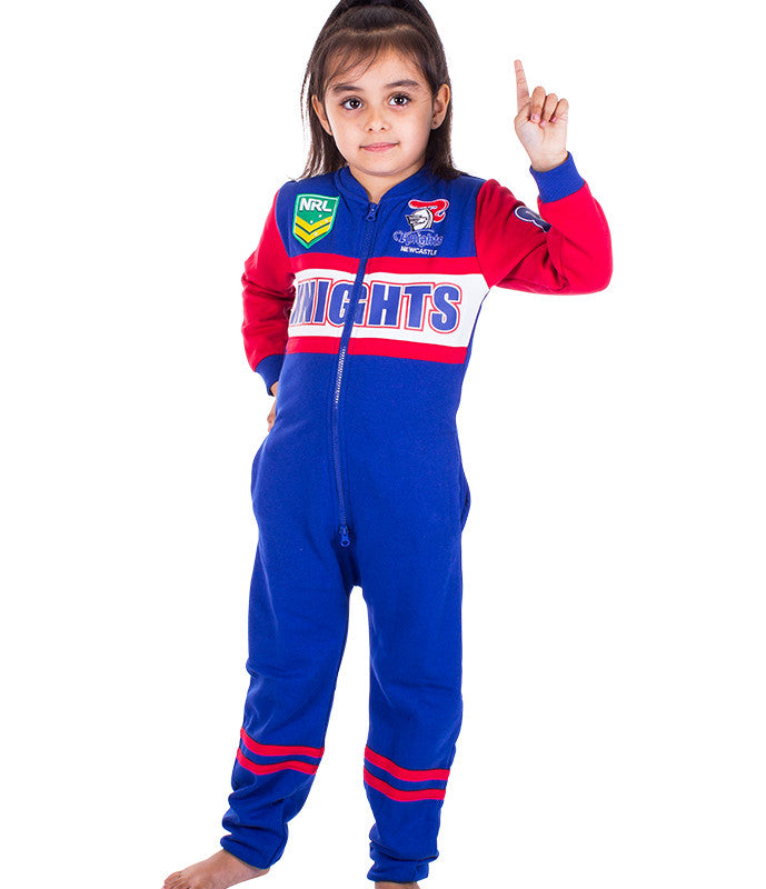 NRL Knights Youth Onesie Ashtabula