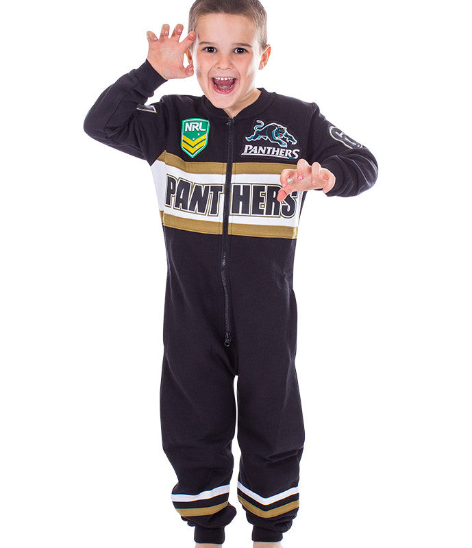 NRL Panthers Youth Onesie Ashtabula