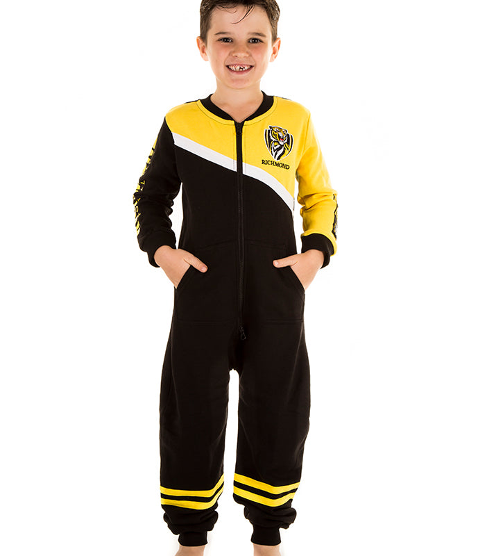 AFL Richmond Tigers Youth Onesie Ashtabula