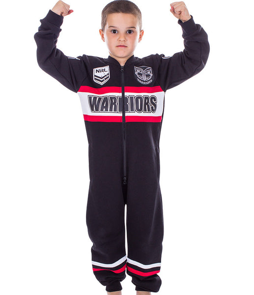 NRL Warriors Youth Onesie