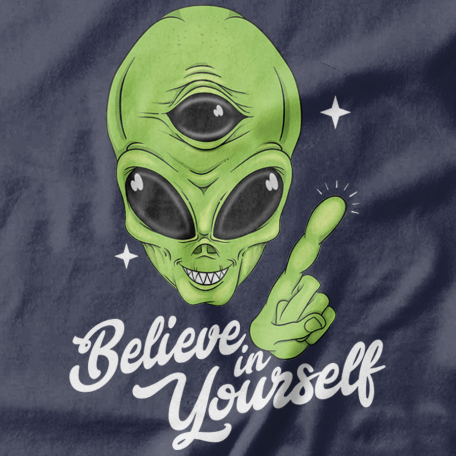 Alien T-shirt - Pie-Bros-T-shirts