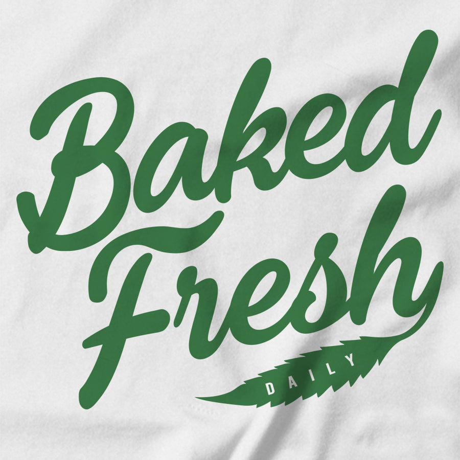 Baked Fresh T-shirt - Pie-Bros-T-shirts