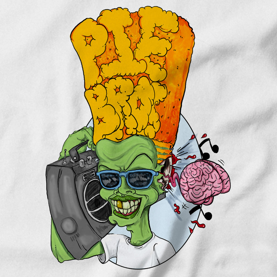 Loud T-shirt - Pie-Bros-T-shirts