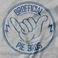 Broffical Bro T-shirt - Pie-Bros-T-shirts