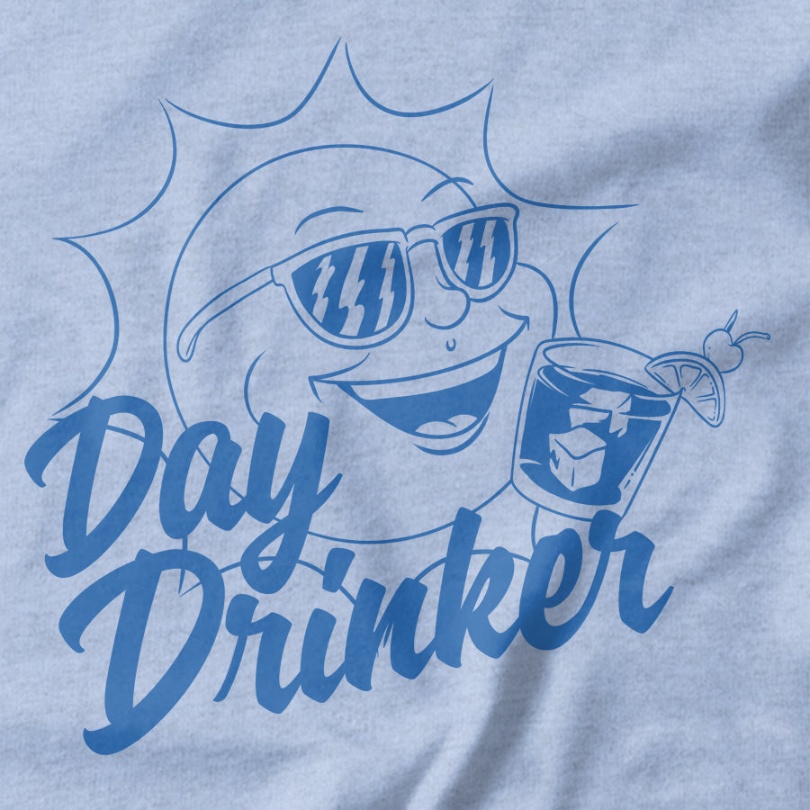 Day Drinker T-shirt - Pie Bros T-shirts