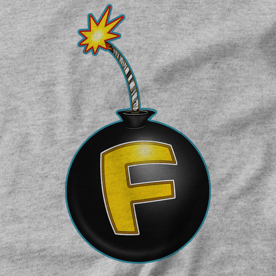 F-bomb T-shirt - Pie Bros T-shirts