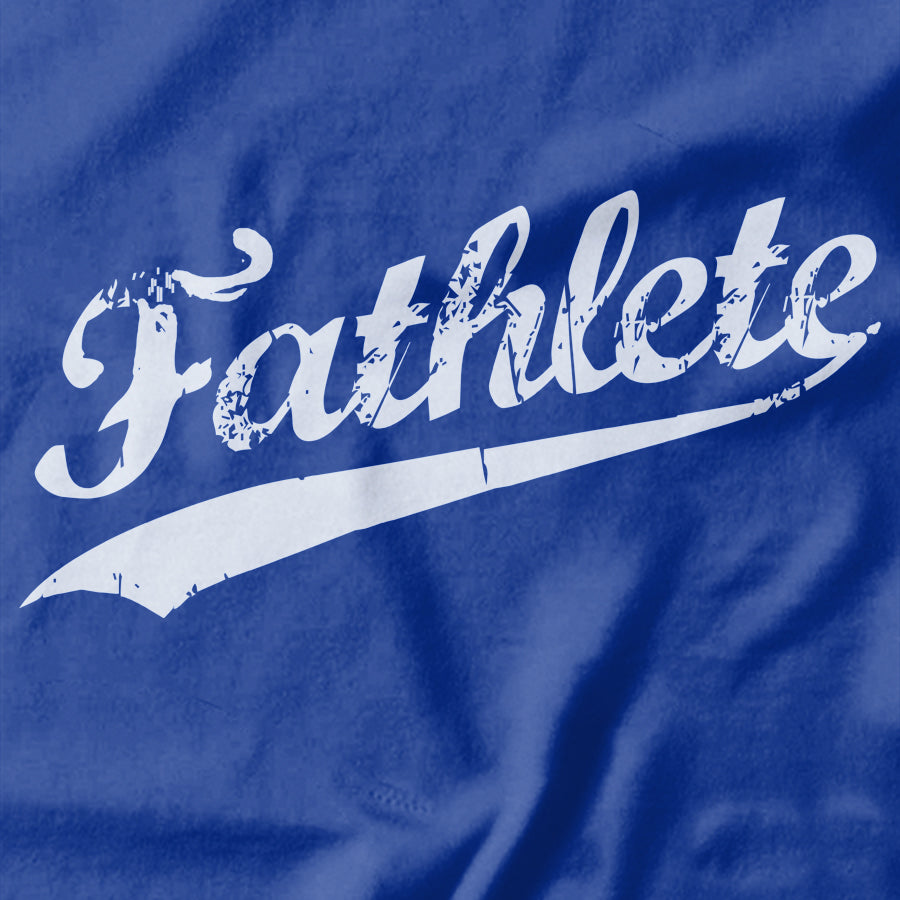 Fathlete Sports T-shirt - Pie Bros T-shirts