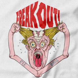 Freak Out T-shirt - Pie-Bros