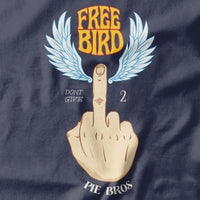 Middle Finger T-shirt - Pie-Bros-T-shirts