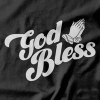 God Bless T-shirt - Pie Bros T-shirts