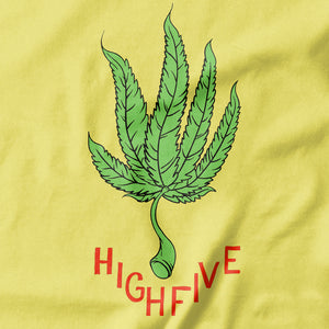 High Five Stoner T-shirt - Pie Bros T-shirts