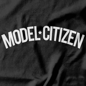 Model Citizen T-shirt - pie-bros-t-shirts