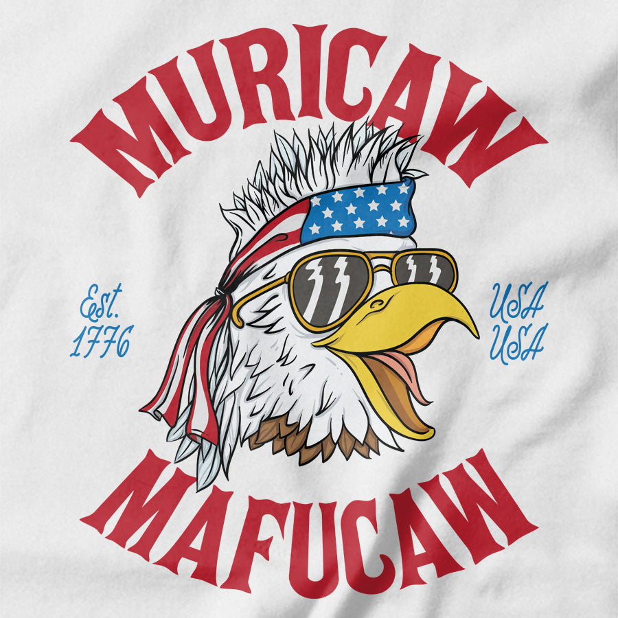 Murica Eagle T-shirt - Pie Bros T-shirts