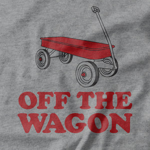 Off The Wagon T-shirt - pie-bros-t-shirts