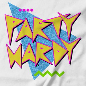 Party T-shirt - pie-bros-t-shirts