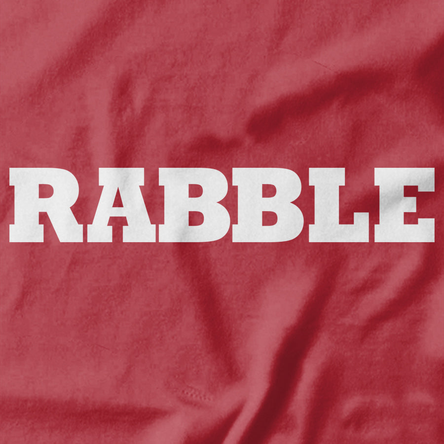 Rabble T-shirt - Pie Bros T-shirts