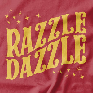 Razzle Dazzle T-shirt - Pie Bros T-shirts