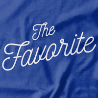 The Favorite T-shirt - pie-bros-t-shirts
