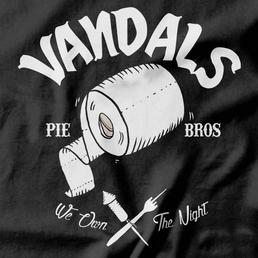 Vandals T-shirt - pie-bros-t-shirts