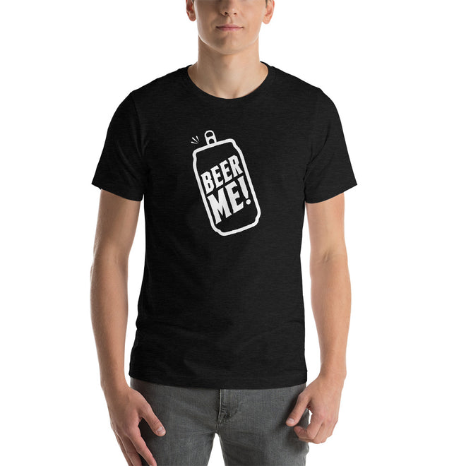 Beer Me Graphic T-shirt - Pie Bros T-shirts