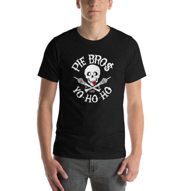 Pirate Graphic Tee - Pie Bros T-shirts