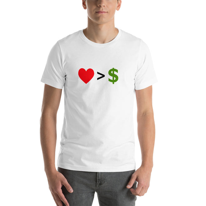 Choose Love T-shirt - pie-bros-t-shirts