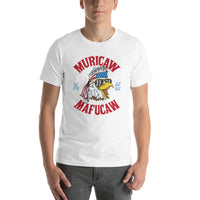 Murica Eagle Shirt - Pie Bros T-shirts