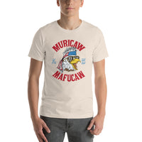 Murica Eagle Graphic T-shirt - Pie Bros T-shirts