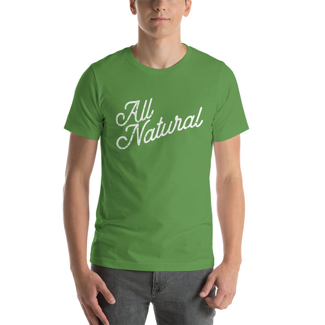 All Natural Shirt - Pie Bros T-shirts