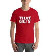 That Guy Graphic Tee - Pie Bros T-shirts
