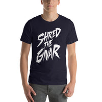 Shred the Gnar T shirt - Pie Bros T-shirts