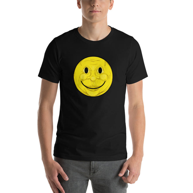 Smiley Face Shirt - Pie-Bros-T-shirts