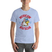 Murica Mullet Eagle T-shirt - Pie Bros T-shirts