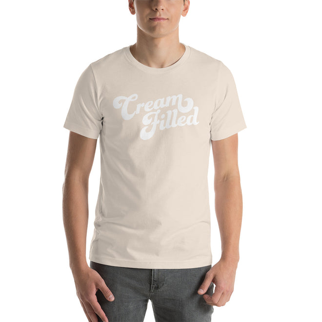 Funny Cream Filled T-shirt - Pie-Bros-T-shirts