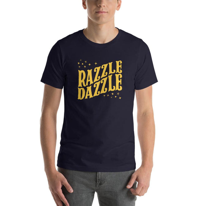 Razzle Dazzle T-shirt Design - Pie Bros T-shirts